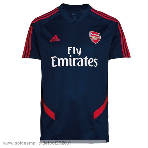 Maillot France Foot Entrainement Arsenal 2019 2020 Bleu Marine