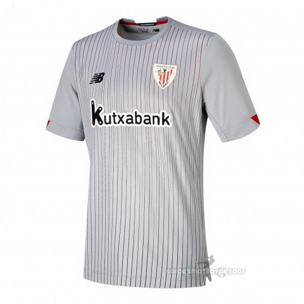 Maillot France Foot Exterieur Maillot Athletic Bilbao 2020 2021 Gris