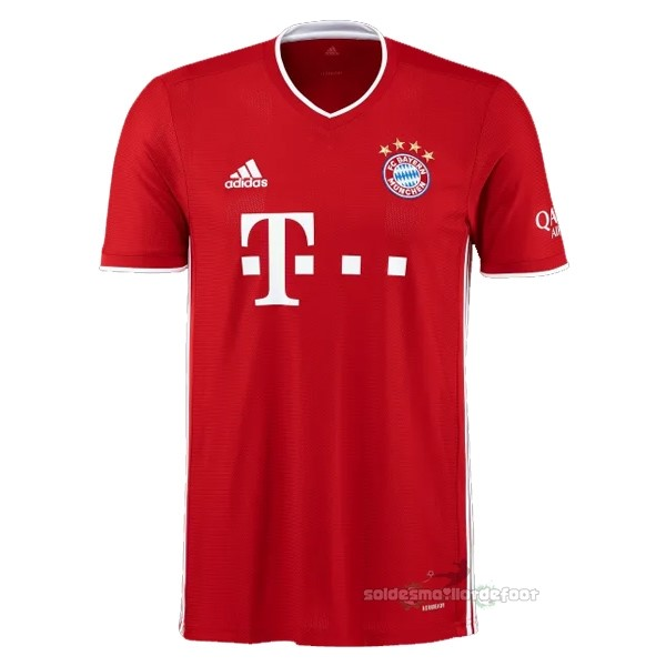 Maillot France Foot Domicile Maillot Bayern Múnich 2020 2021 Rouge