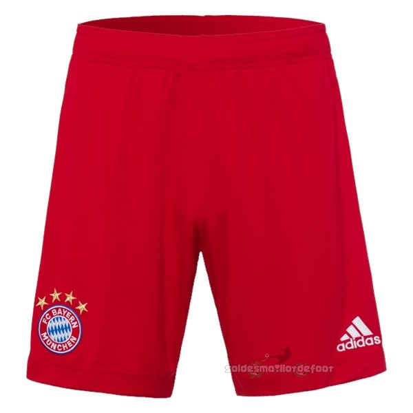 Maillot France Foot Domicile Pantalon Bayern Múnich 2020 2021 Rouge