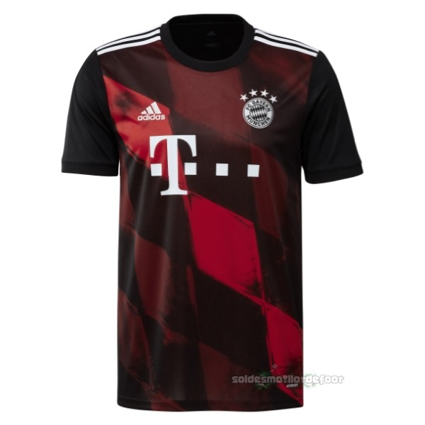 Maillot France Foot Third Maillot Bayern Múnich 2020 2021 Rouge