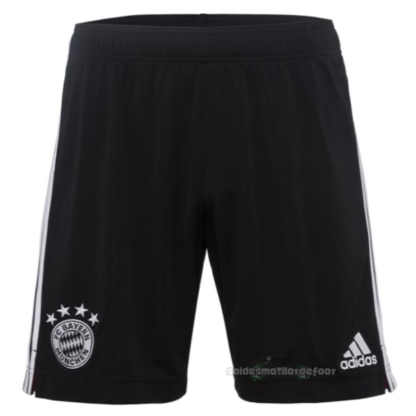 Maillot France Foot Third Pantalon Bayern Múnich 2020 2021 Noir