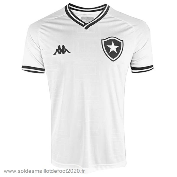 Maillot France Foot Exterieur Maillot Botafogo 2019 2020 Blanc