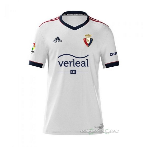 Maillot France Foot Third Maillot Osasuna 2020 2021 Blanc
