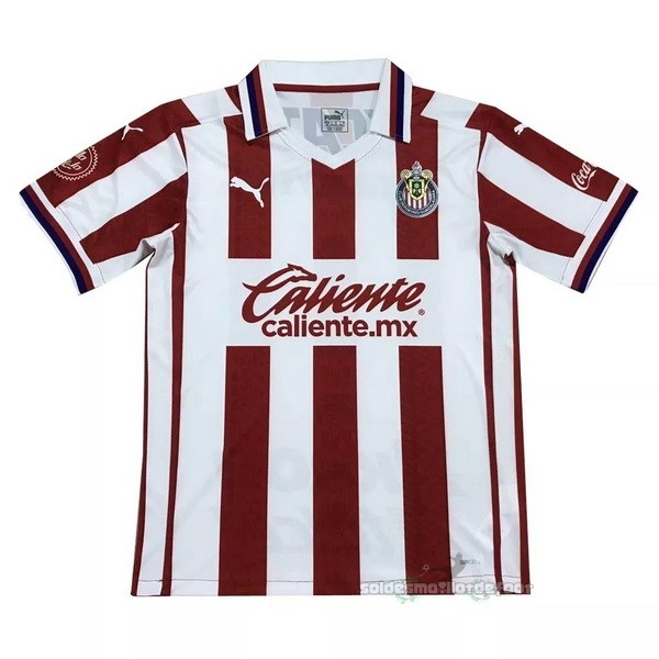 Maillot France Foot Domicile Maillot Chivas USA 2020 2021 Rouge