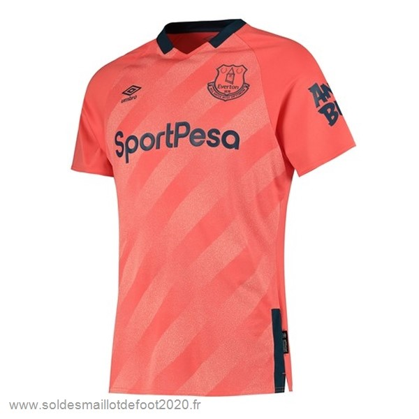 Maillot France Foot Exterieur Maillot Everton 2019 2020 Orange