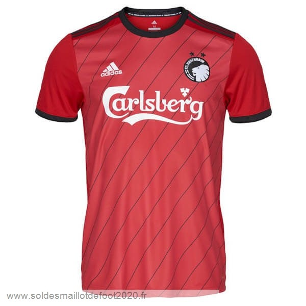 Maillot France Foot Third Maillot Copenhague 2020 2021 Rouge