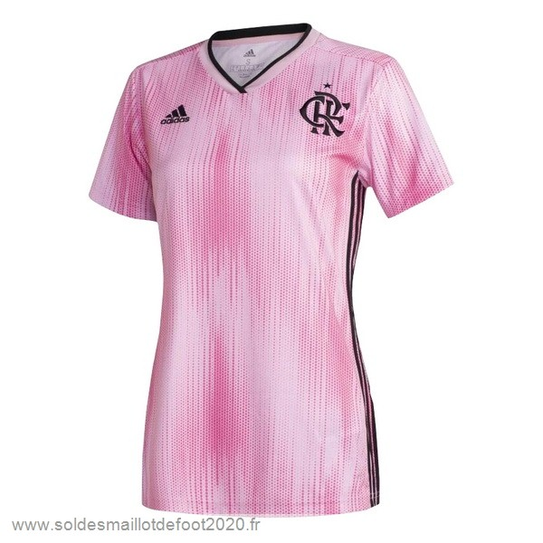 Maillot France Foot Spécial Maillot Femme Flamengo 2019 2020 Rose