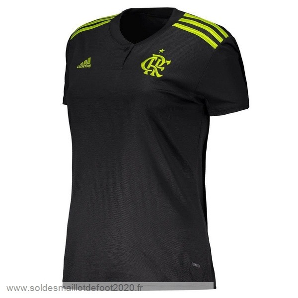 Maillot France Foot Third Maillot Femme Flamengo 2019 2020 Noir