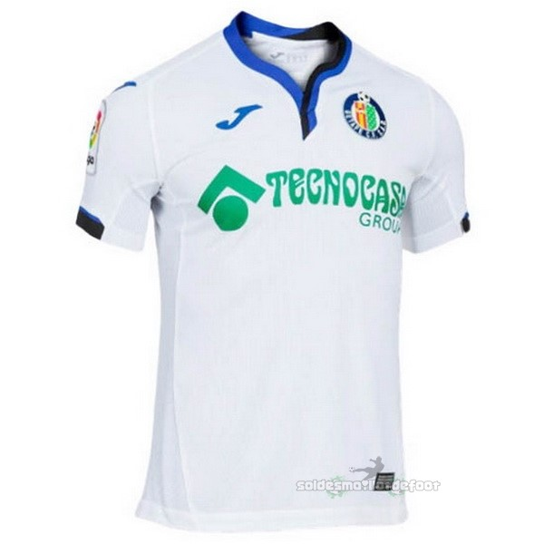 Maillot France Foot Third Maillot Getafe 2020 2021 Blanc