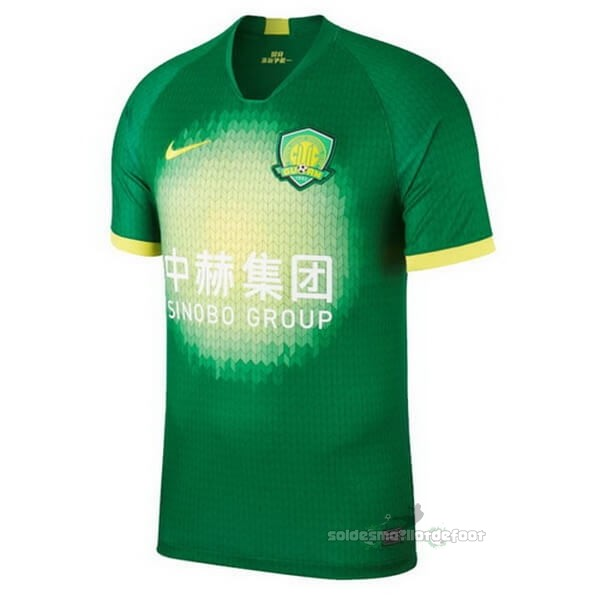 Maillot France Foot Domicile Maillot Guoan 2020 2021 Vert