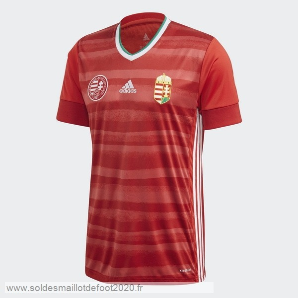 Maillot France Foot Domicile Maillot Hungría 2020 Rouge