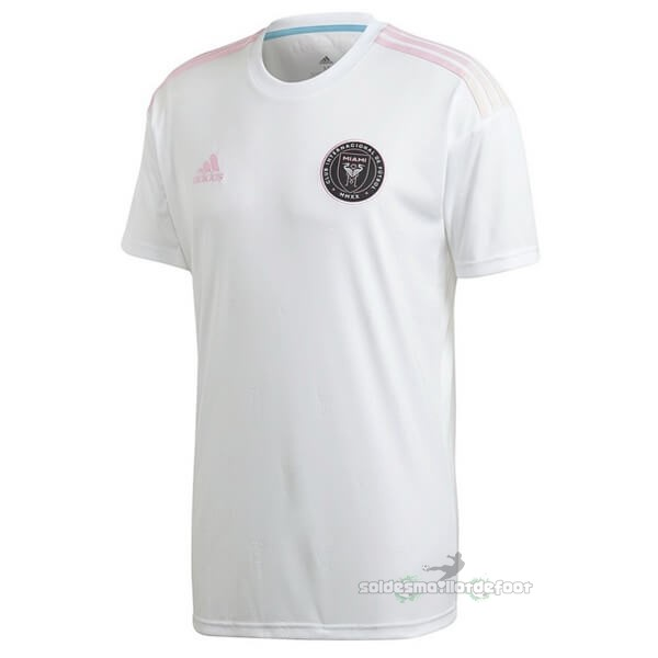 Maillot France Foot Exterieur Maillot Inter Miami 2020 2021 Blanc