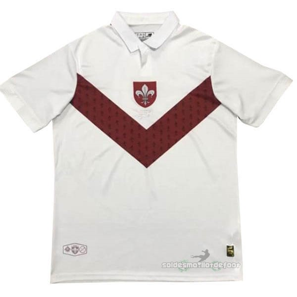 Maillot France Foot Maillot Lille 75th Blanc