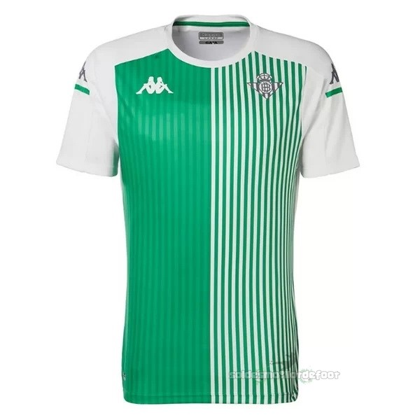 Maillot France Foot Entrenamiento Real Betis 2020 2021 Vert