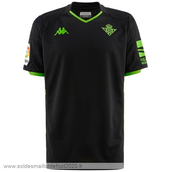 Maillot France Foot Exterieur Maillot Real Betis 2019 2020 Noir