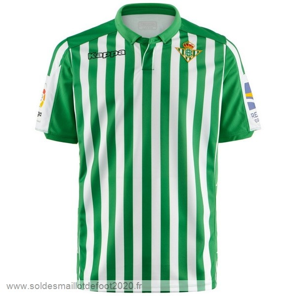 Maillot France Foot Domicile Maillot Real Betis 2019 2020 Vert