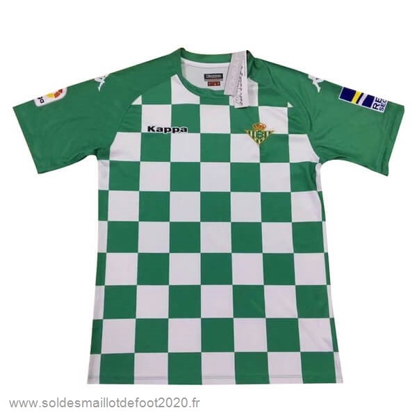 Maillot France Foot Édition commémorative Maillot Real Betis 19 20 Vert