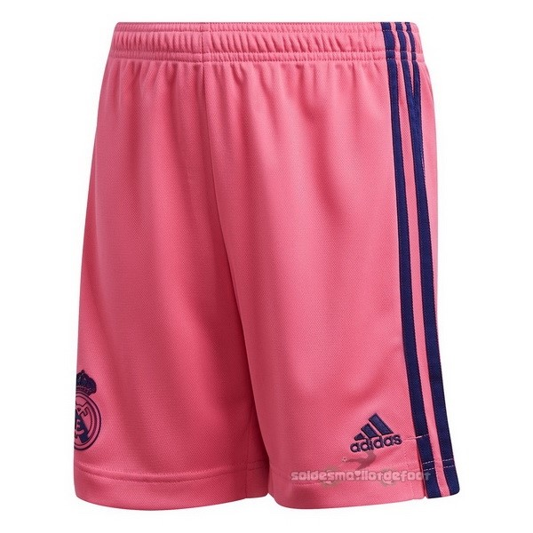 Maillot France Foot Exterieur Pantalon Real Madrid 2020 2021 Rose