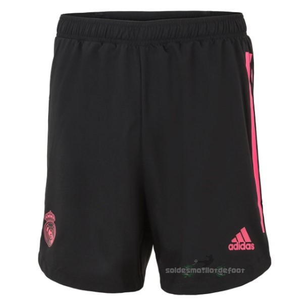 Maillot France Foot Third Pantalon Real Madrid 2020 2021 Noir