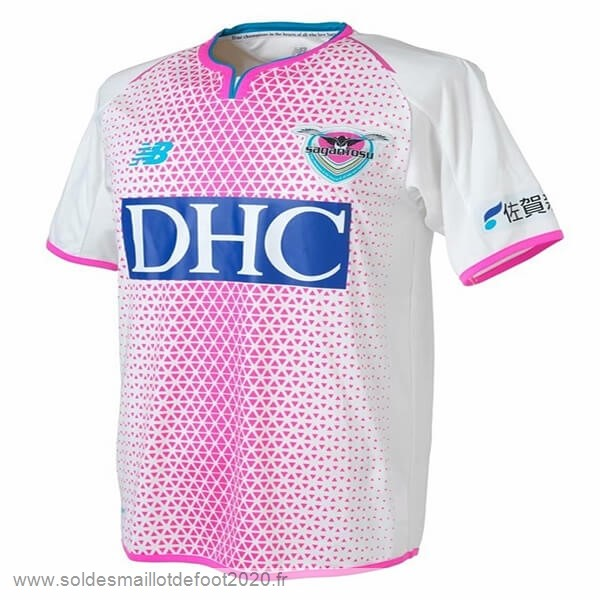Maillot France Foot Exterieur Maillot Sagan Tosu 2019 2020 Rose