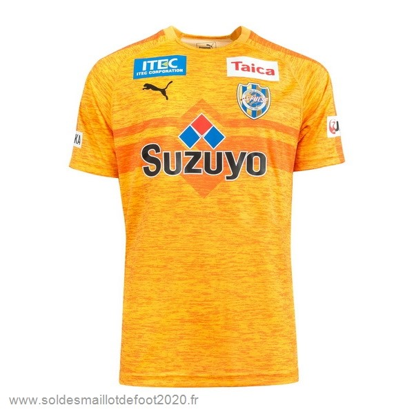 Maillot France Foot Domicile Maillot Shimizu S Pulse 2019 2020 Orange