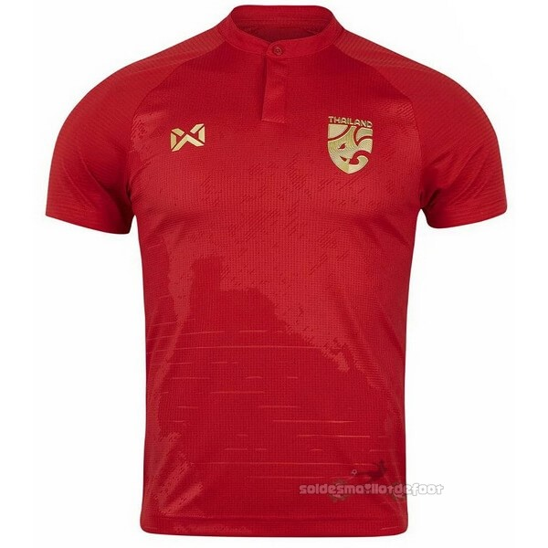 Maillot France Foot Exterieur Maillot Thailand 2020 Rouge